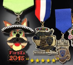 Celebrate Excellence Fiesta Metal Slideshow | San Antonio Texas