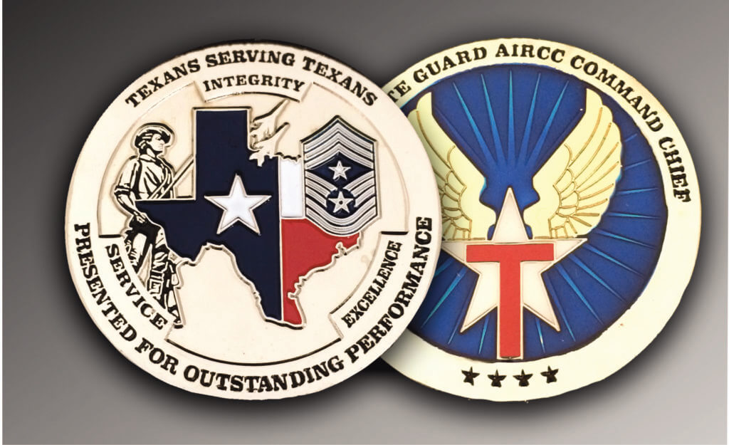 Texas State Guard_CCM coins_01222016