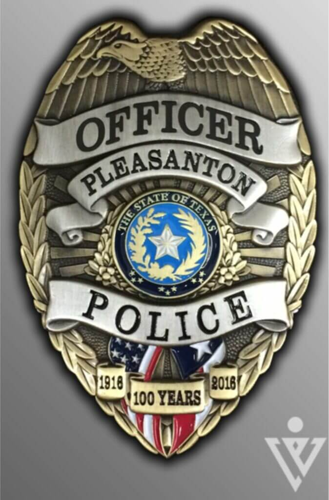 Texas badge