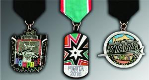 Celebrate Excellence Fiesta Medals 2016 | San Antonio Texas