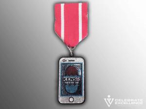 Celebrate Excellence Fiesta Medal KENS 5 2016   San Antonio Texas