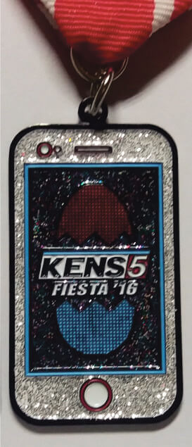 KENS 5_2016_Fiesta medal