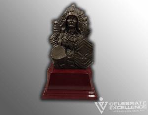 Celebrate Excellence Chiefs Legacy Statue | San Antonio Texas