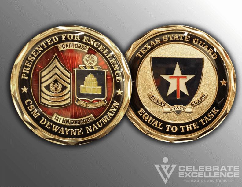 texas-state-guard_csm-naumann_coin - Celebrate Excellence