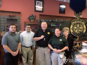 Celebrate Excellence Bexar County Fire Marshal Fiesta 2017 | San Antonio Texas