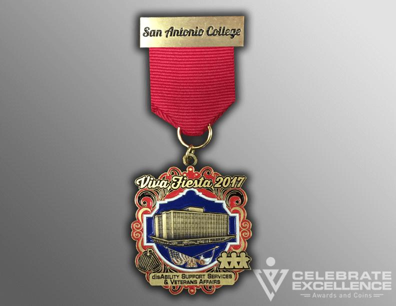 Fiesta medal_SAC_2017