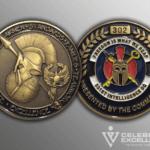 Celebrate Excellence 531st coin   San Antonio Texas