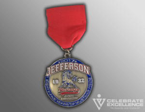School Fiesta Medal 2018