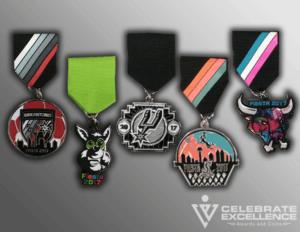 Spurs Fiesta Medals 2018