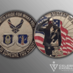 AIRMAN TO AIRMAN COIN