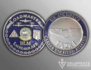 Career Enlisted Aviators Air Force Challenge Coin