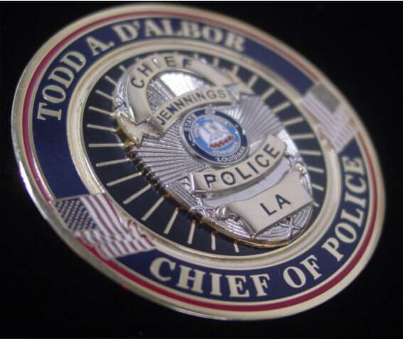 custom challenge coin_replica of badge