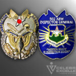 502 ABW Inspector General Challenge Coin
