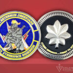 Celebrate Excellence 709th Cyberspace Sq Challenge Coin