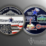 Celebrate Excellence AACOG Citizen Corps Challenge Coin