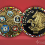 Celebrate Excellence ACSC AY19 Challenge Coin