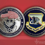 Celebrate Excellence Air Force Personnel Center Challenge Coin