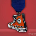 Celebrate Excellence Brandeis High School Broncos Fiesta Medal