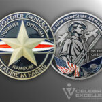 Celebrate Excellence Brigadier General Farris Challenge Coin