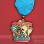 Celebrate Excellence Diego Bernal State Representative House District 123 Fiesta Medal