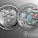 Celebrate Excellence Executive Leadership Development Challenge Coin