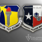 Celebrate Excellence Gaylor NCO Academy Challenge Coin