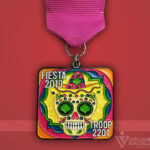 Celebrate Excellence Girl Scouts Troop 2201 Fiesta Medal