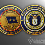 Celebrate Excellence Medial Operations _ Research Challenge Coin