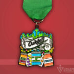 Celebrate Excellence Oakdell Pharmacy 1969-2019 Fiesta Medal