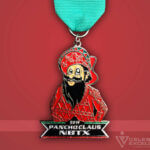 Celebrate Excellence Pancho Claus Fiesta Medal 2019