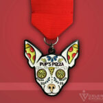 Celebrate Excellence Pup's Pizza Fiesta Medal