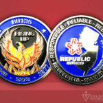 Celebrate Excellence Republic Services Coin