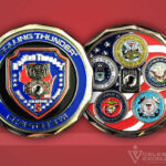 Celebrate Excellence Rolling Thunder Coin