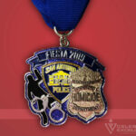 Celebrate Excellence SAPD Homicide Fiesta Medal