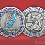 Celebrate Excellence Safer Buildings Coalition Coin