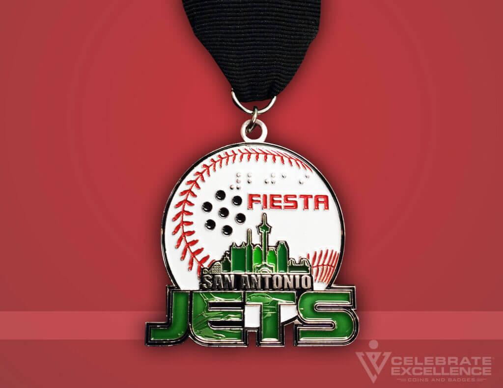 San Antonio's Award Winning Fiesta Medals by Celebrate