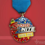 Celebrate Excellence Sports2Nite Fiesta Medal 2019