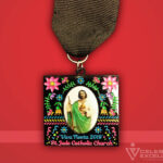 Celebrate Excellence St. Jude Catholic Church Fiesta Medal