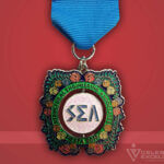 Celebrate Excellence Structural Engineering Associates Fiesta Medal