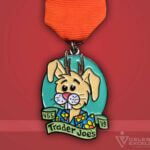 Celebrate Excellence Trader Joe's Fiesta Medal