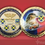 Celebrate Excellence 37th Training Wing Coin