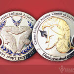 Celebrate Excellence Aviation Coin